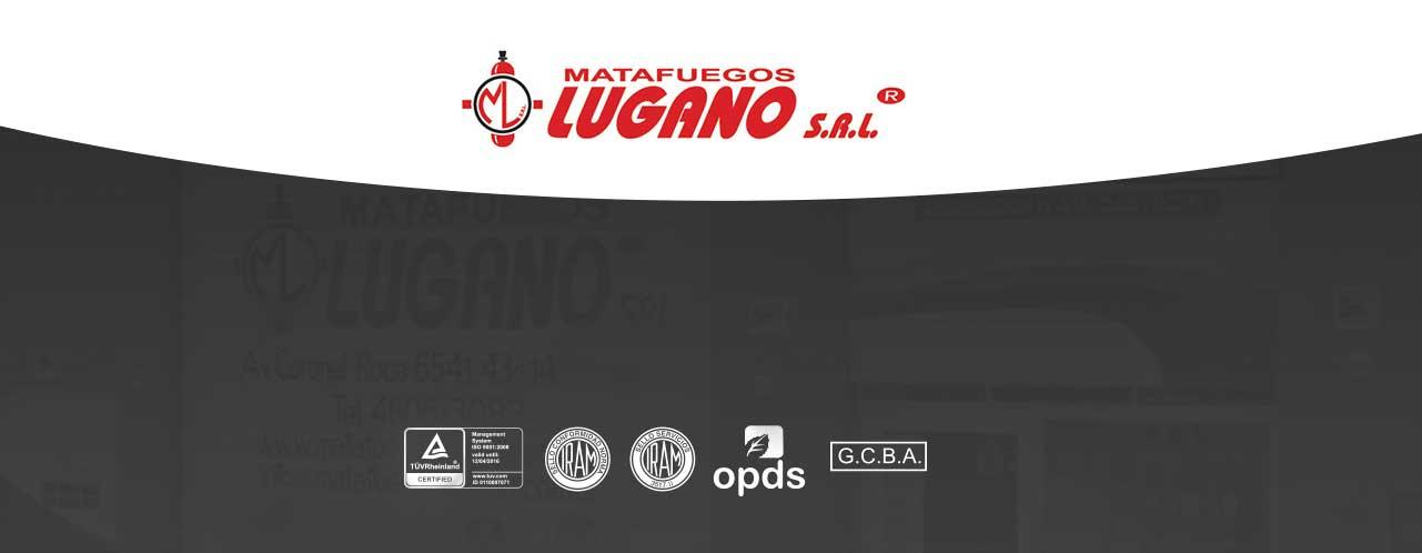 Normas y Certificaciones de Matafuegos Lugano