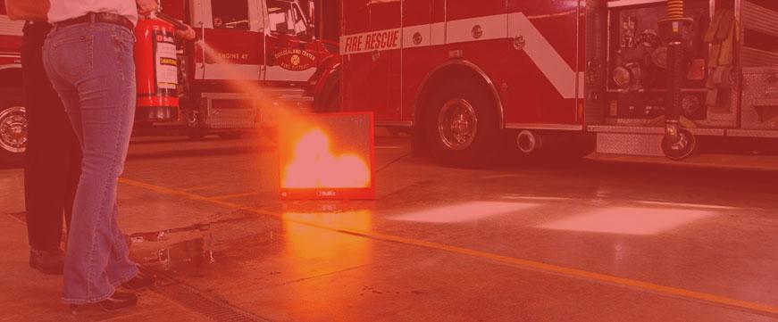 Sistema de simulacion de Incendio